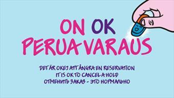 On ok perua varaus
