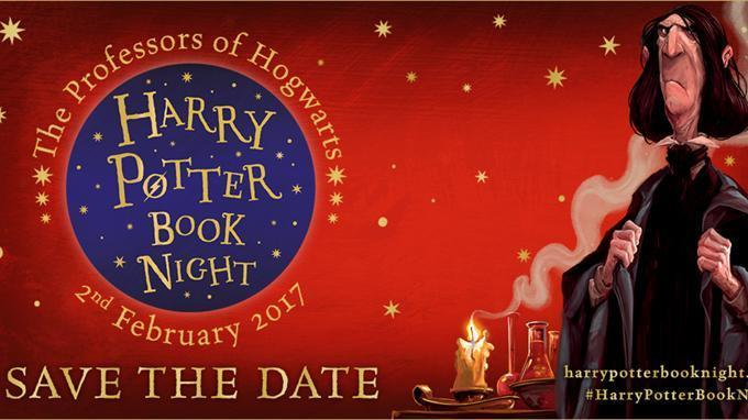 Harry Potter dating frågelekar