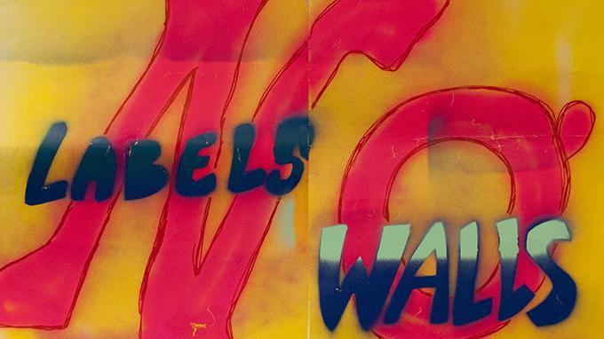 Linkki tapahtumaan No Labels No Walls -festivaali