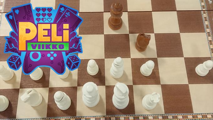 Linkki tapahtumaan Peliviikon shakkisimultaani