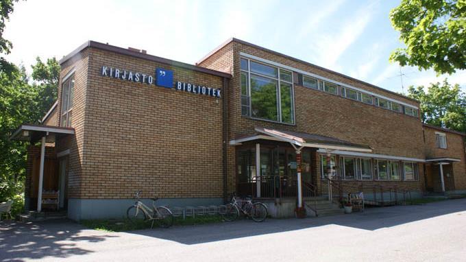 Etelä-Haagan Kirjasto