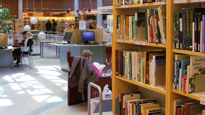 Itis Kirjasto