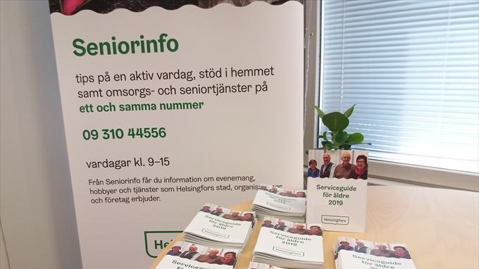 Linkki tapahtumaan Seniorinfos svenska pop up