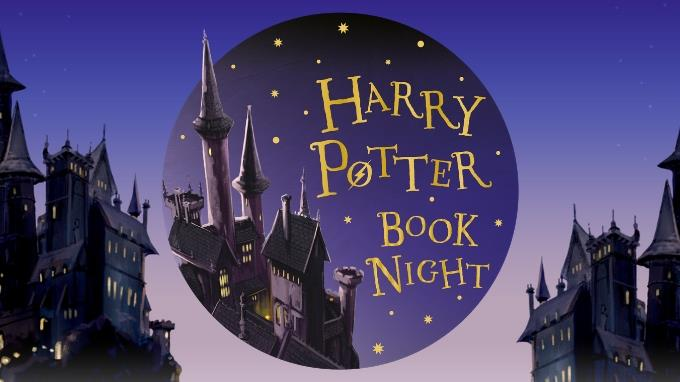 Harry Potter Booknight 2019