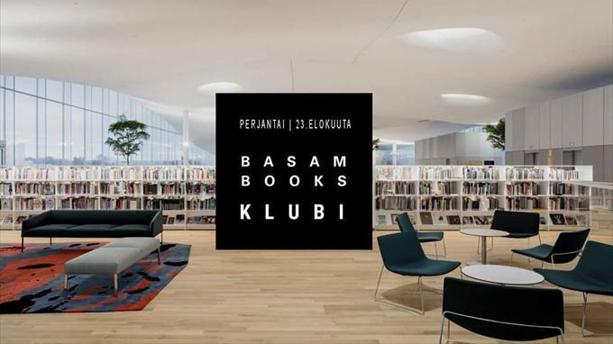 Linkki tapahtumaan Basam Books -klubi