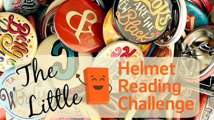 The Little Helmet Reading Challenge
