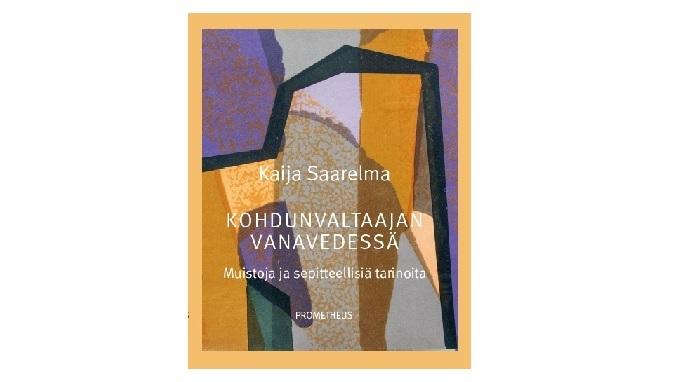 Linkki tapahtumaan Kirjajulkkarit: Kohdunvaltaajan vanavedessä / Kaija Saarelma