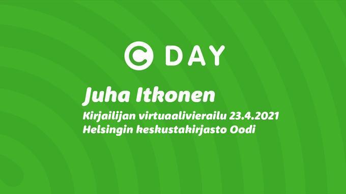 Linkki tapahtumaan ©-DAY: Juha Itkonen