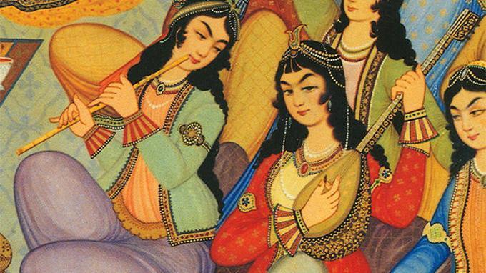 Linkki tapahtumaan Persialaiset melodiat ja niiden kertomukset, osa 1