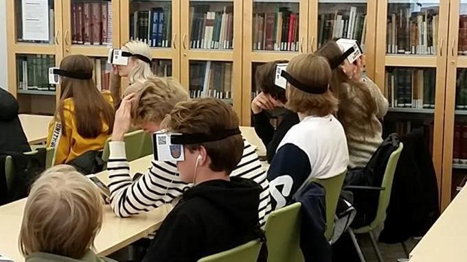 Kauniaisten kirjasto | Helmet