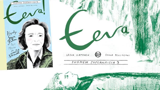 Linkki tapahtumaan Ilta supernaisen seurassa: Eeva! Kirjailija Eeva Kilven polut, muistot ja viisaat sanat