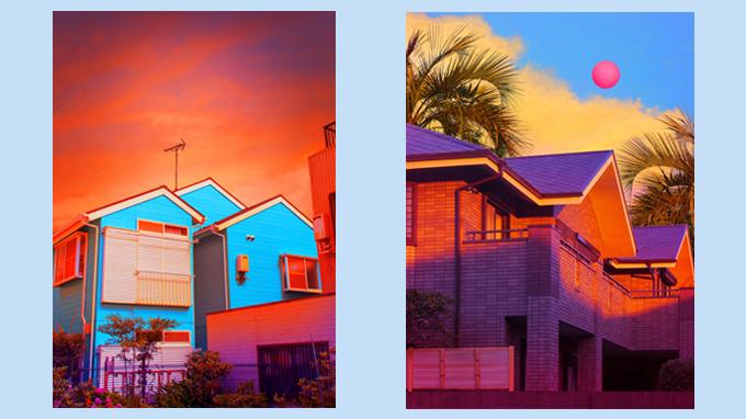 Linkki tapahtumaan artlol597:n taidenäyttely: Our house is on fire