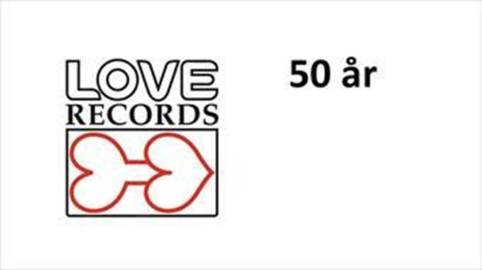 Love records logo