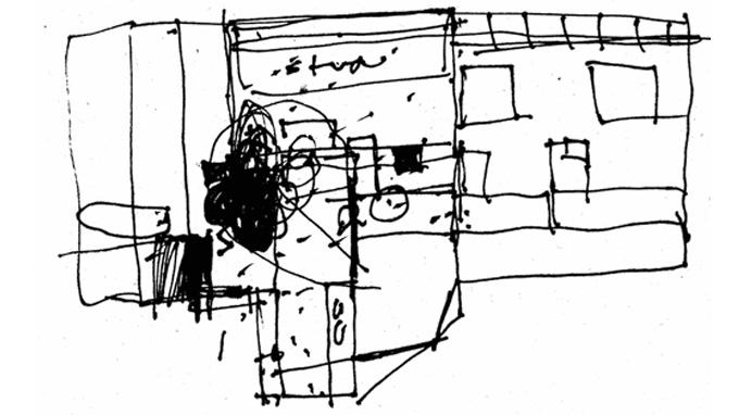 Linkki tapahtumaan Tuija Asta Järvenpään näyttely: Dear Virginia, Im Looking For A Room
