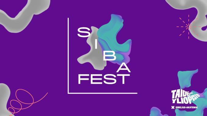 Linkki tapahtumaan Sibafest 2020 pop up-konsertit