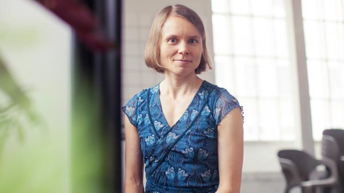 Linkki tapahtumaan Kirjailija Anni Kytömäki Malmin kirjastossa