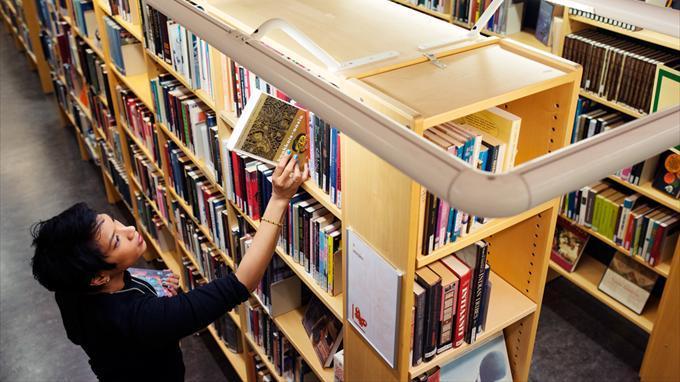 kauniaisten kirjasto