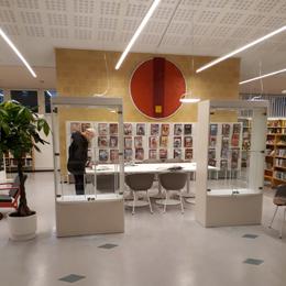 Pitäjänmäen Kirjasto