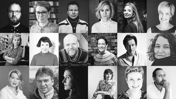 Linkki tapahtumaan Helsinki Lit-käännöskirjallisuusfestivaali
