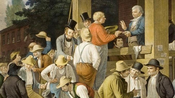 Linkki tapahtumaan Oodin klassikkolukupiiri: Demokratia Amerikassa