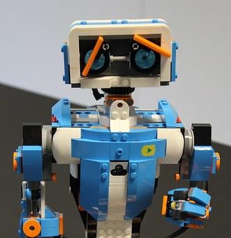 Linkki tapahtumaan Lego Boost workshops for schoolchildren