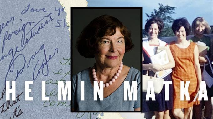Linkki tapahtumaan Julkistamistilaisuus: Anne Meretmaan romaani Helmin matka