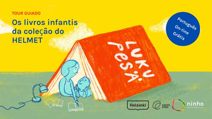 Link to event Guided tour: children's book collection in Portuguese