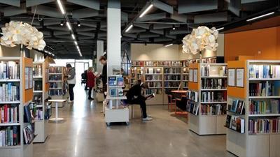 Laajasalon Kirjasto