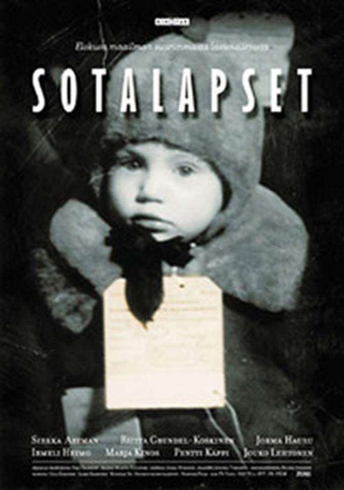 Sotalapset -dvd
