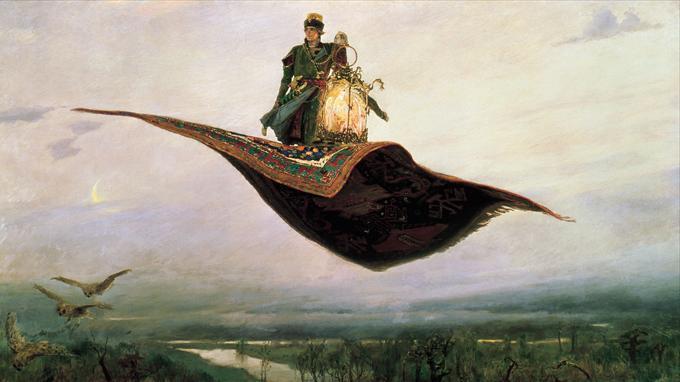 Linkki tapahtumaan Kaksikielinen satutuokio: arabia-suomi