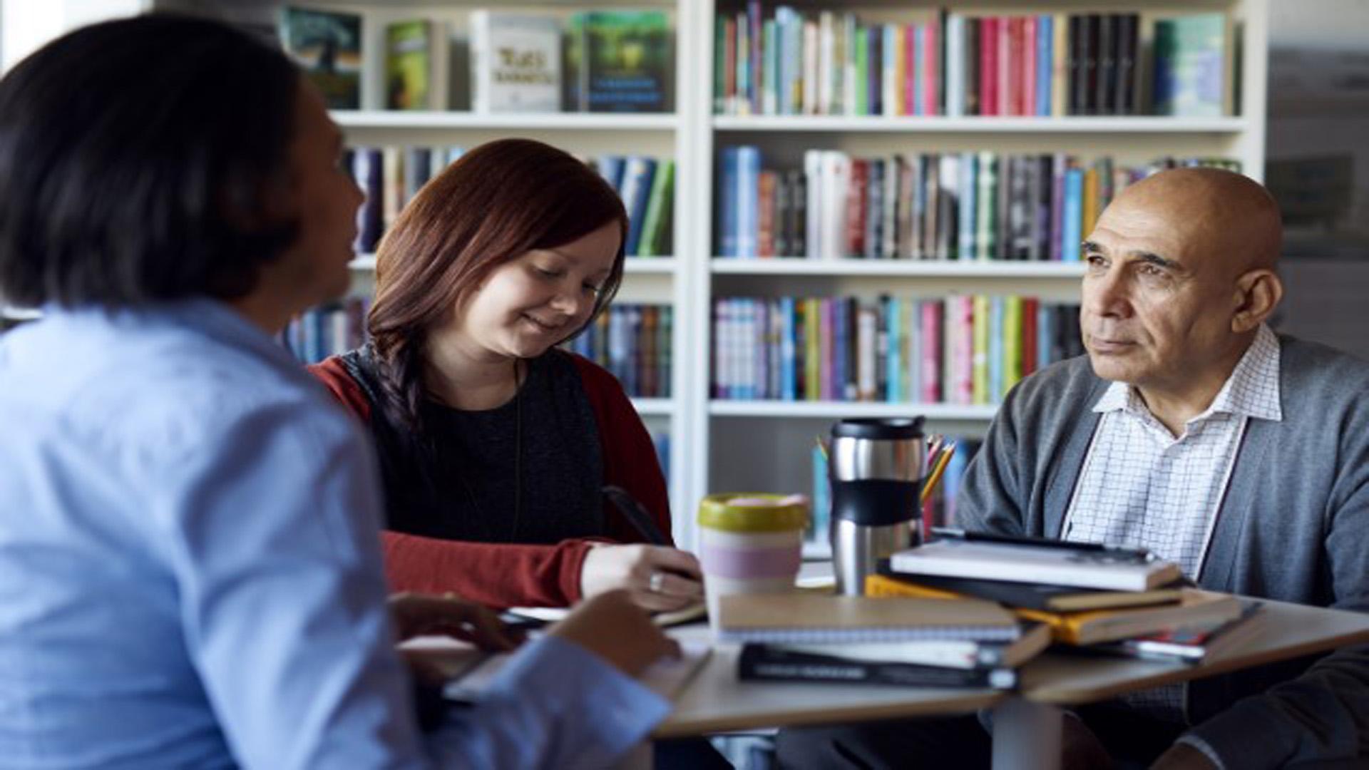 Linkki tapahtumaan Kielikahvila - Language Café