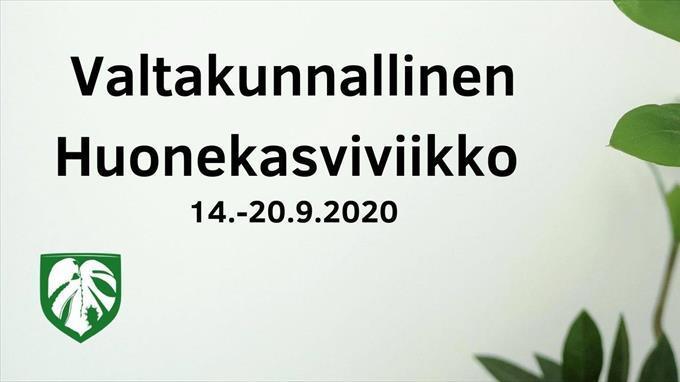 Linkki tapahtumaan Kasvitreffit Helsinki