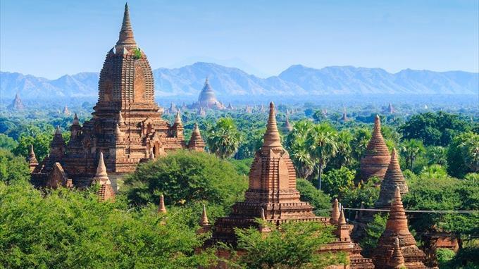 Link to event Matkoja kolmessa maanosassa: Aasia