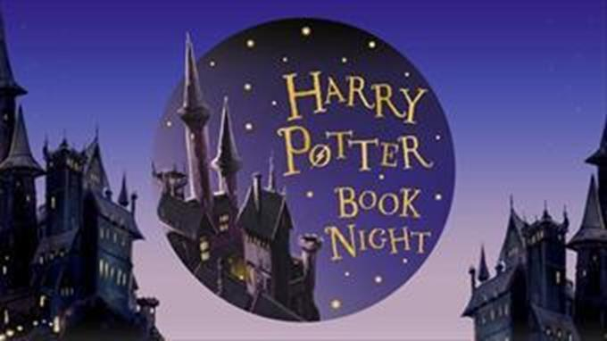 Harry Potter Book Night Oodissa