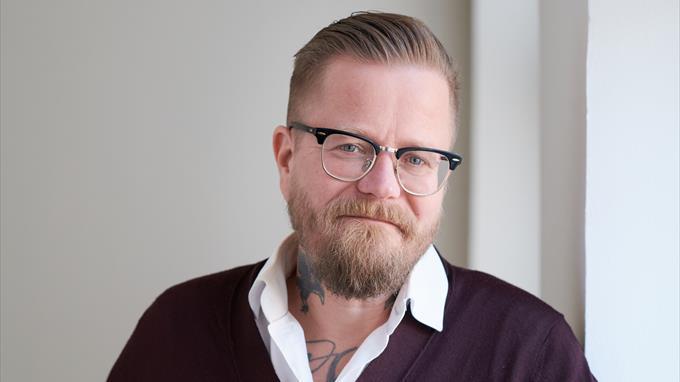 Linkki tapahtumaan Kirjavieraana Wallu Valpio