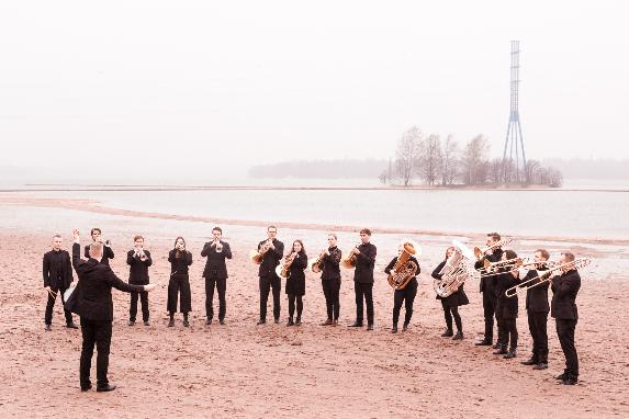 Linkki tapahtumaan Helsinki Symphonic Brass