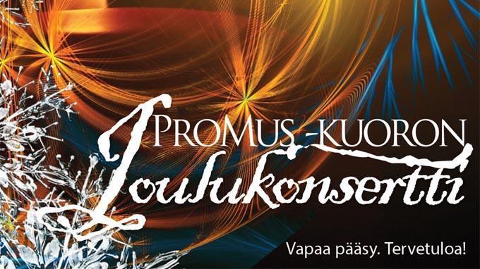 Linkki tapahtumaan ProMus-kamarikuoro Kallion kirjastossa