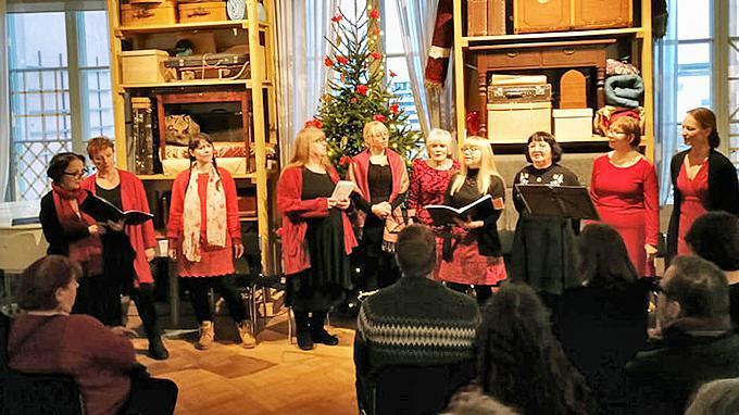 Linkki tapahtumaan Georgialaisen musiikin ilta - Tevri Ensemble